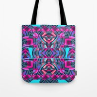 passion Tote Bags featuring Passion by Ornaart