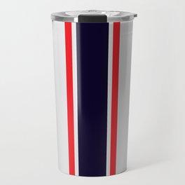 Silver Racer Travel Mug