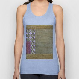 Rich Texture for the Interior Unisex Tank Top