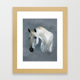 Arabian soul Framed Art Print