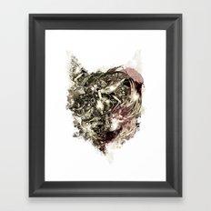 Hate Machine Framed Art Print