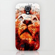 Lion Galaxy S4 Slim Case