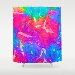 Aurora 2 Shower Curtain