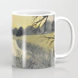 Nudity On The Water Coffee Mug