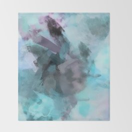 Misted Moments Throw Blanket