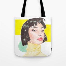 Going minimalistic Tote Bag