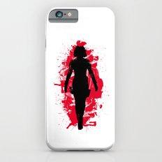 Black Widow (Natasha Romanoff) Slim Case iPhone 6s