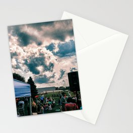 """Cloud Cover"" Stationery Cards"