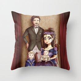A Doll's House Throw Pillow