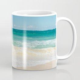 beach blue Coffee Mug