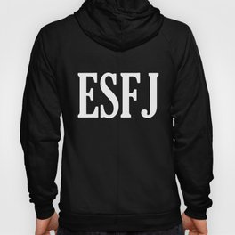 ESFJ Personality Type Hoody