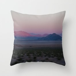 Glory Hours Throw Pillow