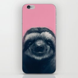 Sloth #1 iPhone Skin