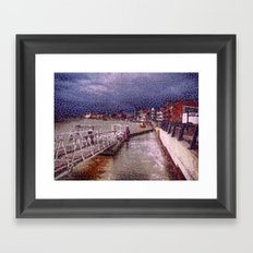 Littlehampton Framed Art Print