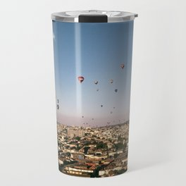 Balloons Over Bristol Travel Mug