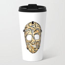 Fibreglass Masks 2 Travel Mug