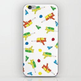 Waterguns Pattern iPhone Skin
