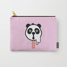 Ice Cream Panda Carry-All Pouch