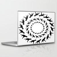 dinosaurs Laptop & iPad Skins featuring Dinosaurs by Trokola