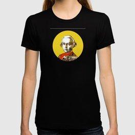 Mozart Kugel Yellow T-shirt