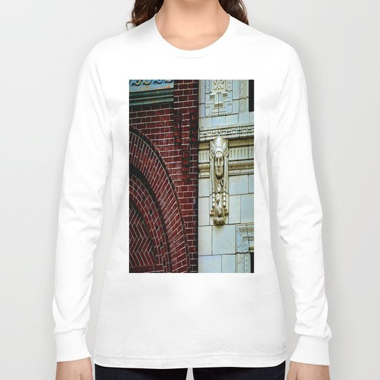 The Bricks & The Chief Long Sleeve T-shirt