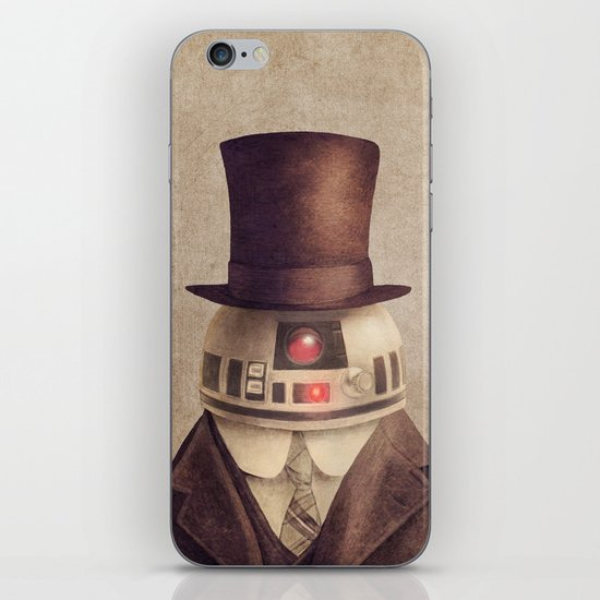 Duke R2 iPhone & iPod Skin