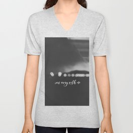 Run Away with Me Unisex V-Neck