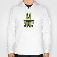 android Hoodies featuring Perfect Android by thom2maro