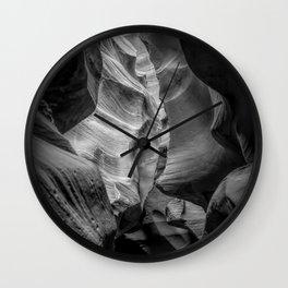 Canyon Cascade Wall Clock