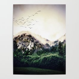 The Liveliness of Wildlife Poster