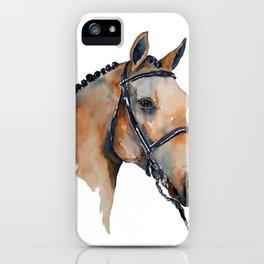 Horse #5 iPhone Case