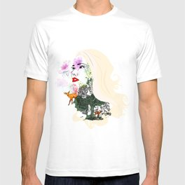 """""""Earth"""" from World Elements Series T-shirt"""