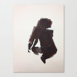 Errata Canvas Print