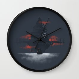 Sword Art Online - Aincrad Wall Clock