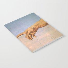 Michelangelo's Creation Notebook