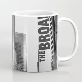 The Broad LA Coffee Mug