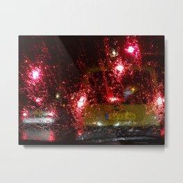 Rainy DayZ 34 Metal Print
