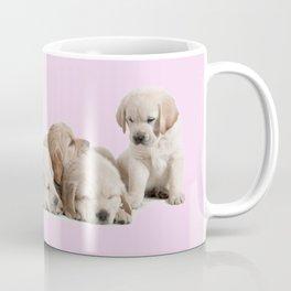 Golden Retriever Puppies Coffee Mug