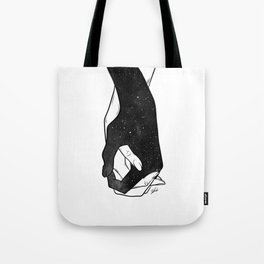 The love will stay. Tote Bag
