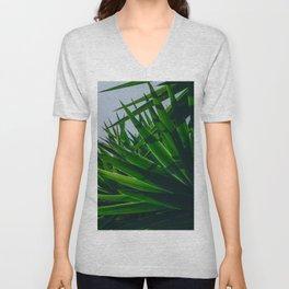 Fan Palm Unisex V-Neck