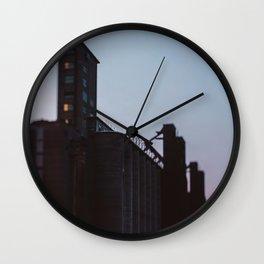 Rust Belt No 716 Wall Clock