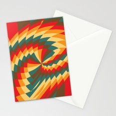 Half Circle (Available in the Society 6 Shop!) Stationery Cards