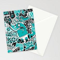 Foe! Stationery Cards
