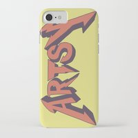 artsy iPhone & iPod Cases featuring Artsy by Scott Erickson