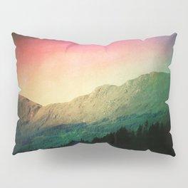 Scottish Mountains Pillow Sham