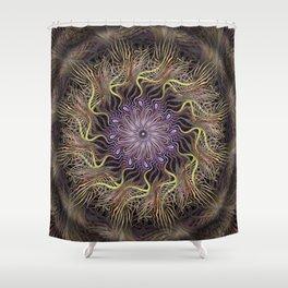 Enchanted Florist Shower Curtain