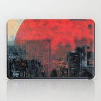 sunshine iPad Cases featuring Last Sunshine by Fernando Vieira
