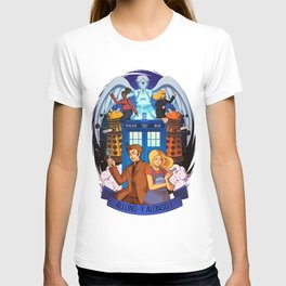 Doctor Who - Allons-y Alonso ! T-shirt