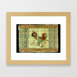Cleopatra 3 Framed Art Print