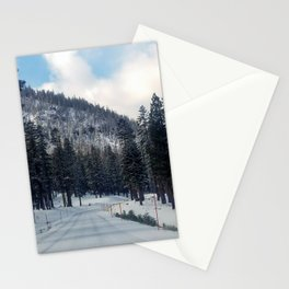 Mammoth Mountain: Scenic Road Stationery Cards